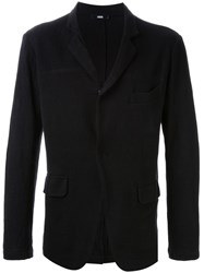 Assin Jersey Blazer Black