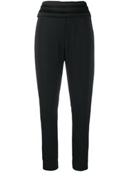 Balmain Smoking Trousers Black