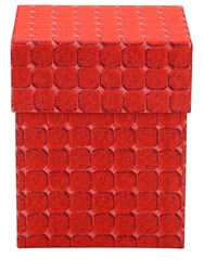Rubelli Large Domus Rosso Box Red