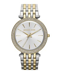Michael Michael Kors 39Mm Darci Glitz Bracelet Watch Two