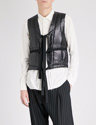 The Soloist Padded Shell Gilet Black