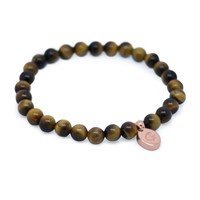 Gideon John Jewellery Tiger Eye Opulence Brown