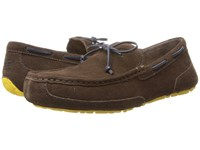 Ugg Chester Chocolate Lemon Chrome Men's Shoes Brown