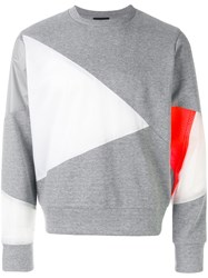 Christopher Raeburn Remade Kite Sweatshirt Grey