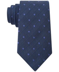 Club Room Men's Pinpoint Dot Tie Only At Macy's