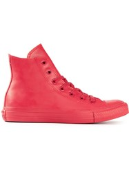 Converse 'Chuck Taylor All Star' Sneakers Red