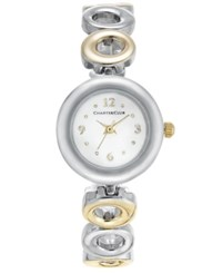 Charter Club Women's Two Tone Bracelet Watch 23Mm Only At Macy's Two Tone