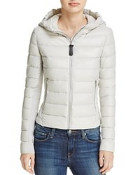 Mackage Cindee Hooded Down Jacket 100 Bloomingdale's Exclusive Cloud