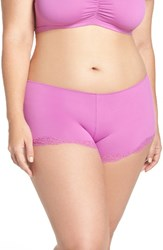 Only Hearts Club Plus Size Women's Delicious Boyshorts