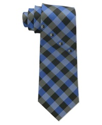 Eagles Wings Minnesota Timberwolves Checked Tie