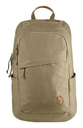 Fjall Raven Men's Fjallraven 'Raven 20L' Backpack Brown Sand
