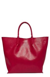 Urban Originals Butterfly Faux Leather Tote Red Cherry
