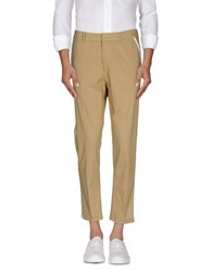 The Editor Trousers Casual Trousers Men Sand
