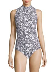 Cover Ashley Printed One Piece Swimsuit Pavimento