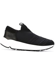 Bruno Bordese Slip On Sneakers Black