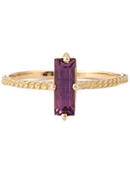Wouters And Hendrix Gold Rhodalite Ring Pink And Purple