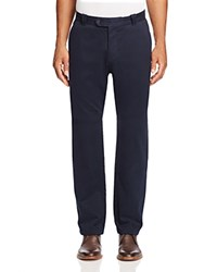 Bloomingdale's The Men's Store At Heavy Twill Pants Navy