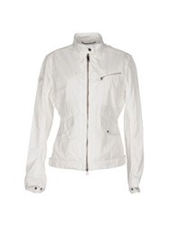 Museum Coats And Jackets Jackets Women White