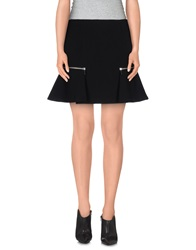 Michael Michael Kors Mini Skirts Black