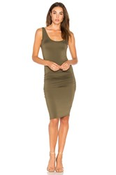 Lamade Frankie Dress Olive