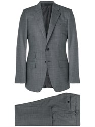 Tom Ford Two Piece Formal Suit Grey