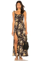 Spell And The Gypsy Collective Rosa Sun Dress Black