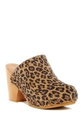Free People Ring Leader Clog Brown