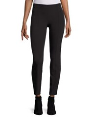 The Row Cosso Cropped Legging Pants Black