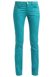 Morgan Trousers Emeraude Dark Green