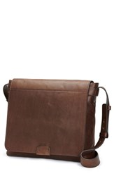 Frye Men's Chris Leather Messenger Bag