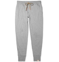 Paul Smith Cotton Jersey Lounge Trousers Gray