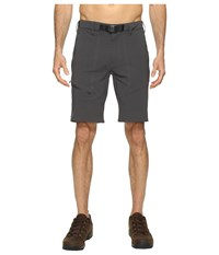 Mountain Hardwear Chockstone Hike Shorts Shark Men's Shorts Gray