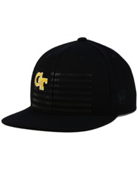 Top Of The World Georgia Tech Yellow Jackets Saluter Snapback Cap