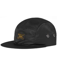 Wtaps Commander 01 Cap Black