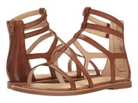Hush Puppies Abney Chrissie Lo Tan Leather Women's Sandals