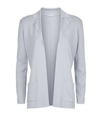 Malo Open Pocket Cardigan Female Grey