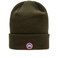 Canada Goose Merino Wool Watch Cap Green