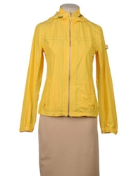 Piquadro Jackets Yellow