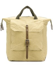 Ally Capellino Frances Backpack Green