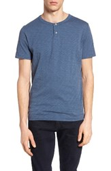Theory Men's Gaskell Henley T Shirt
