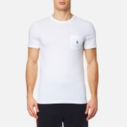 Polo Ralph Lauren Men's Pocket T Shirt White