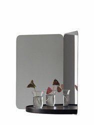 Artek Ryb Mirror 124 Medium Silver