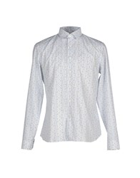 Prada Shirts Shirts Men White