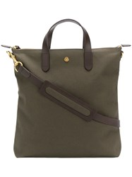 Mismo Ms Shopper Tote Bag Green