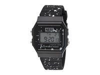 Neff Flava Xl Surf Watch Crew Black Sport Watches