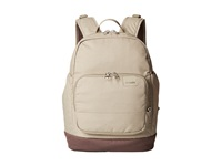 Pacsafe Citysafe Ls300 Anti Theft Backpack Rosemary Backpack Bags Brown