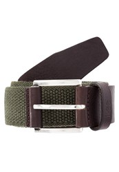 Lee New Army Belt Military Green Oliv
