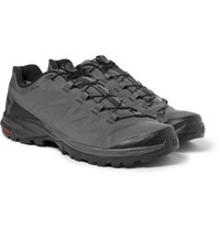 Salomon Outpath Gore Tex Hiking Boots Gray