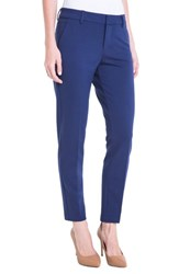 Liverpool Jeans Company Women's Kelsey Knit Trousers Medieval Blue