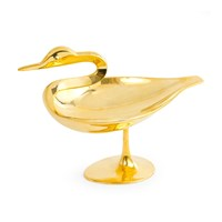 Jonathan Adler Brass Bird Bowl Large